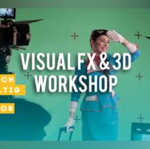 Workshop: Compositing mit Rainer Engel | VFX