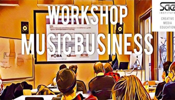 WORKSHOP: Music Business (ENGLISH)