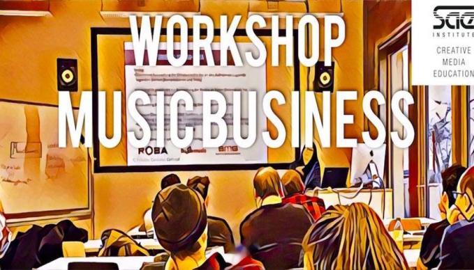 WORKSHOP: Music Business