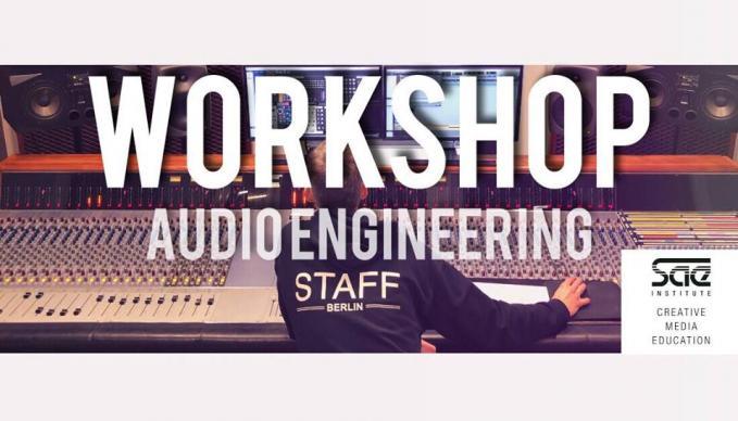 Workshop: Audio Postproduktion für Film, Video und Hörspiel