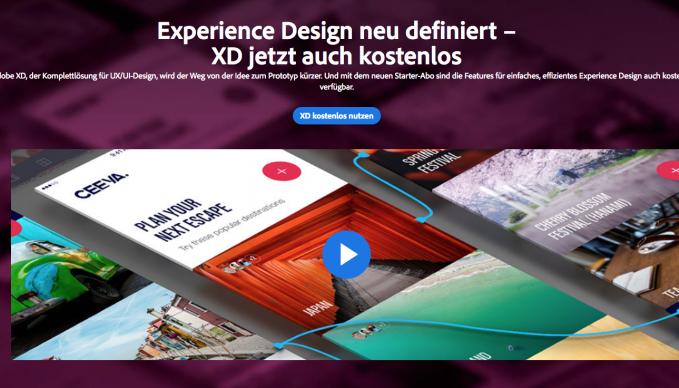 Adobe XD Campus Day