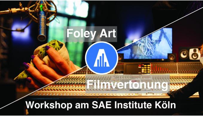 Audio Engineering Workshop am SAE Institute Köln