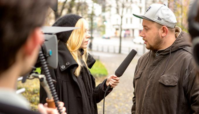 SAE Institute Köln - Workshop Cross Media Production