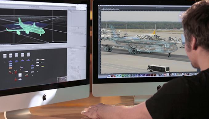 Visual Effects & Animation - 3D Compositing