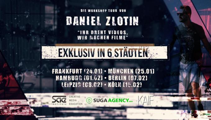 Daniel Zlotin - Köln