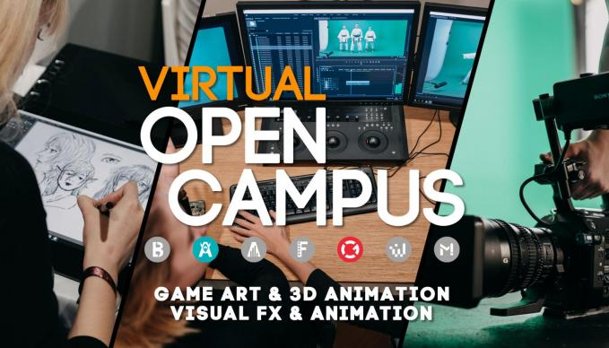 Campus Insights - Game Art & Visual FX