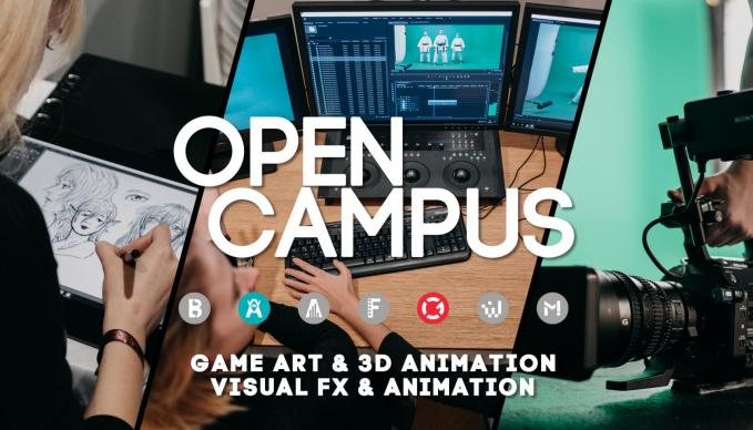 Campus Insights - Game Art, Visual FX & Animation
