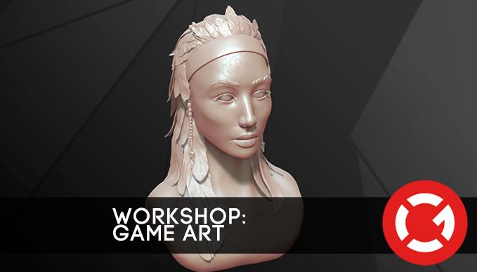 SAE Köln - Game Art Workshop