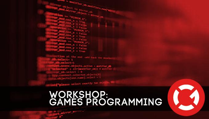 Games Programming Workshop am SAE Institute Köln