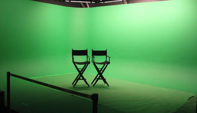 BERLIN - MASTERCLASS: Greenscreen - Matthieu Schmit (ENGLISH)