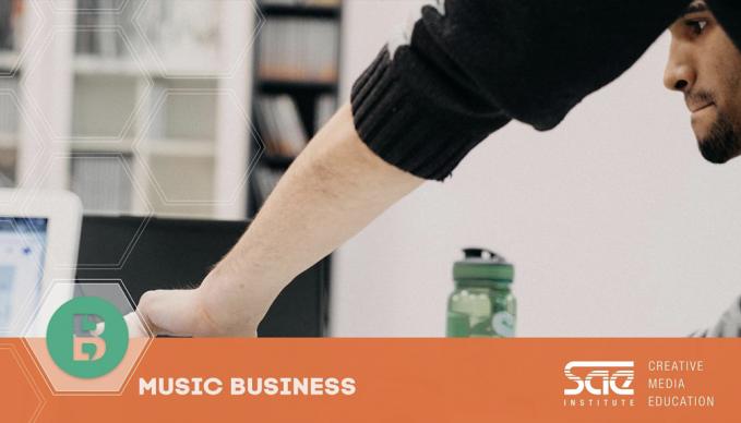 Music Business SAE Institute