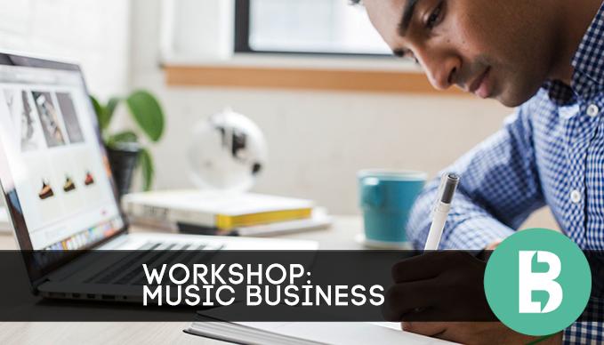 SAE Köln Music Business Workshop