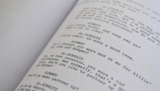 Drehbuch Workshop mit Schauspieler
