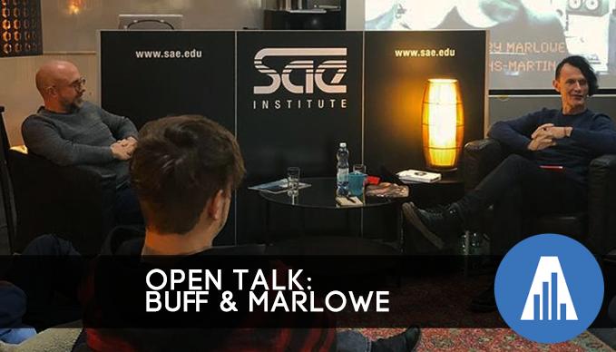 Open Talk: Buff & Marlowe