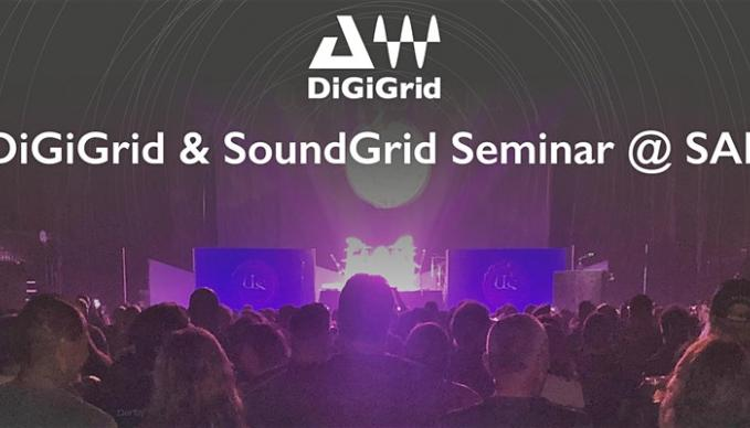 Audio Workshop: DiGiGrid / SoundGrid