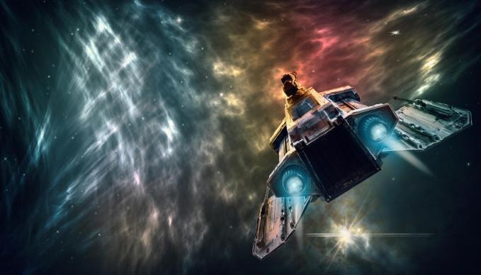 Endless Space Runner - Games Programming