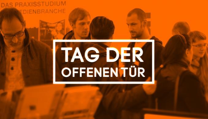 Tag der offenen Tür München SAE Institute November 2019