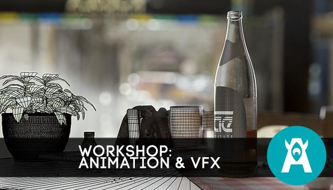 VFX Workshop - SAE Koeln