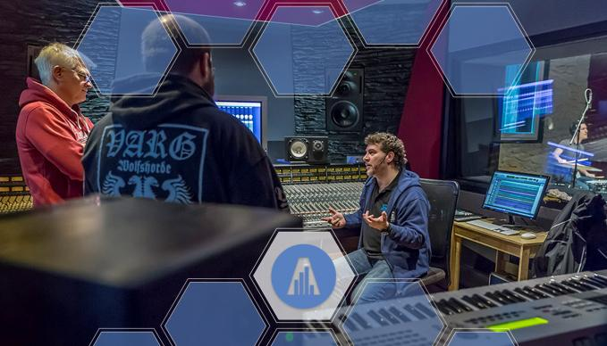 Recording Mixing Workshop Audio Tontechnik SAE Institute München