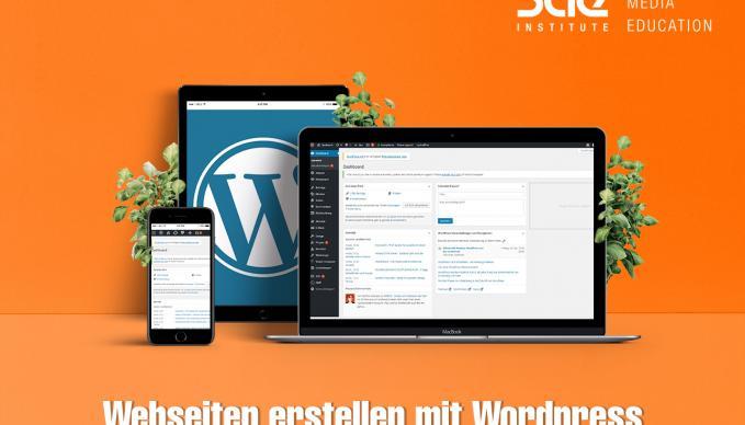 Workshop Webdesign Development Wordpress SAE Institute München
