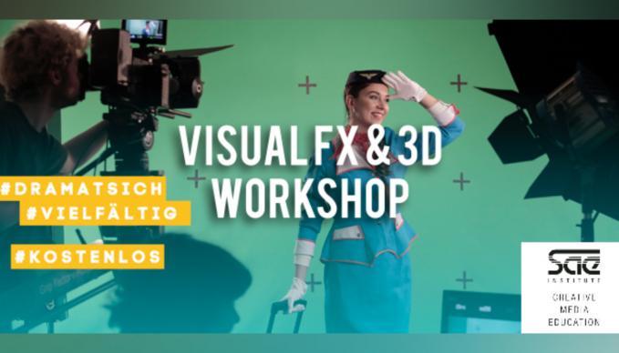 Workshop: Compositing mit Rainer Engel   VFX