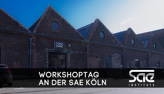 Workshoptag am SAE Institute Köln