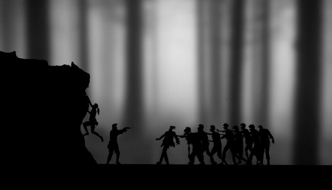 2D Zombie Survival - Games Programming