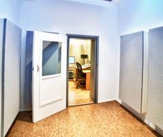 Kleiner Aufnahmeraum