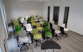 Seminarraum Greenery
