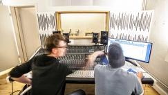 Audio-Regie-Audient