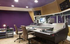 Studio Gold - Analogue Recording // 48 Channel Neve 88RS Console