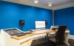 Studio Blue - Digital Recording // 16 Channel UA Apollo System