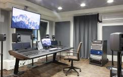 Studio Silver - Postproduction // Avid S6