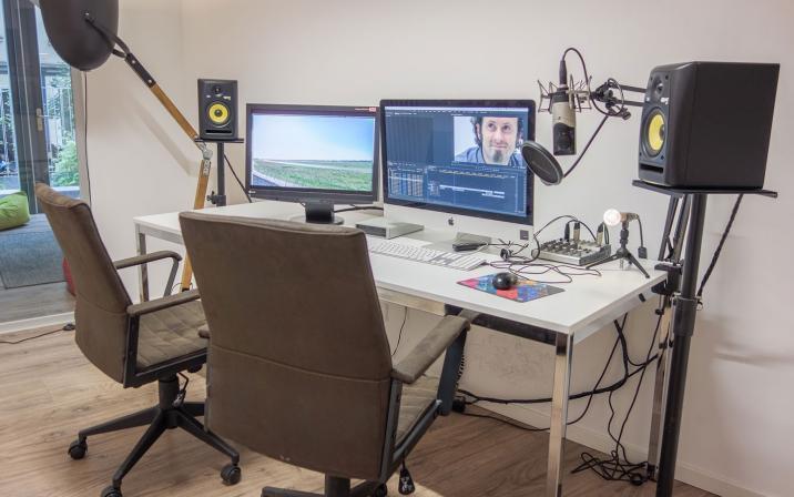 Editing Postproduction Studio