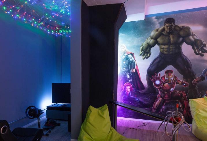 Gaming-Lounge