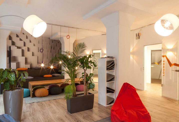 Studenten-Lounge
