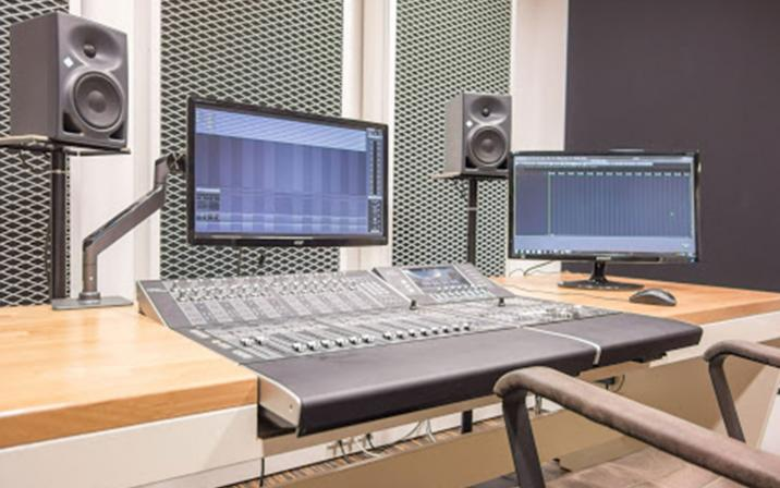 Studio Grey - Postproduction // Yamaha Nuage