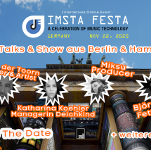 IMSTA FESTA - A Celebration Of Music Technology