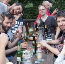 Berlin - Sommerfest