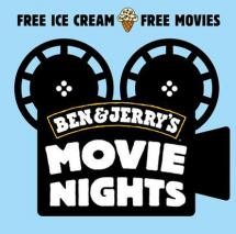 ben & jerry's movie nights SAE Institute