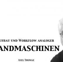 SAE Institute Stugart - Workflow analoger Bandmaschinen