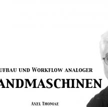 SAE Institute Stugart - Workflow analoger Bandmaschinen