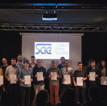 SAE Institute Berlin - Feierliche Diploma- und Bachelor-Verleihung