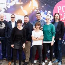 SAE Institute Berlin - Popcamp-Jurysitzung 2015 am SAE Institute