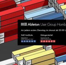 Ableton User Group Treffen im SAE Institute Hamburg