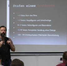 SAE Berlin: Storytelling Seminar für Film & TV