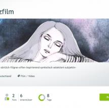 SAE Bachelor Studenten starten Crowdfunding Kampagne für Kurzfilm Iris