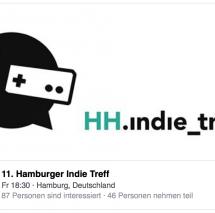 11. Hamburger Indie Treff für Gamer