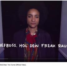 """""""Hol dein Freak raus"""" Musikvideo von Absolvent Flo Bauer mit Chefboss und Tino Turner von Deichkind ist online!"""