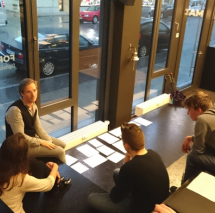 Review - Kreativworkshop bei der Digitalagentur Format D